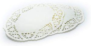Oval Paper Lace Doilies_cakebon (1)