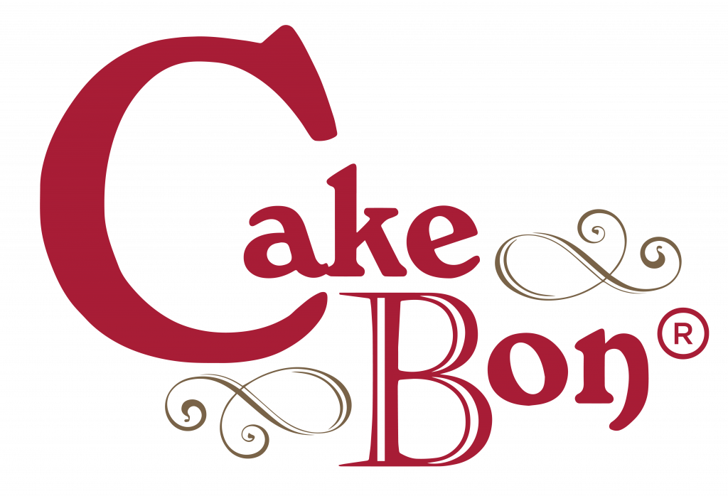 Cakebon Logo Specialist in Cake Display and Presentation Materials