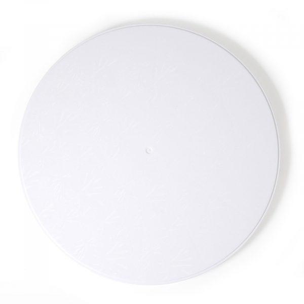 Plastic Round 12 Inch Cake Board White Cakebon